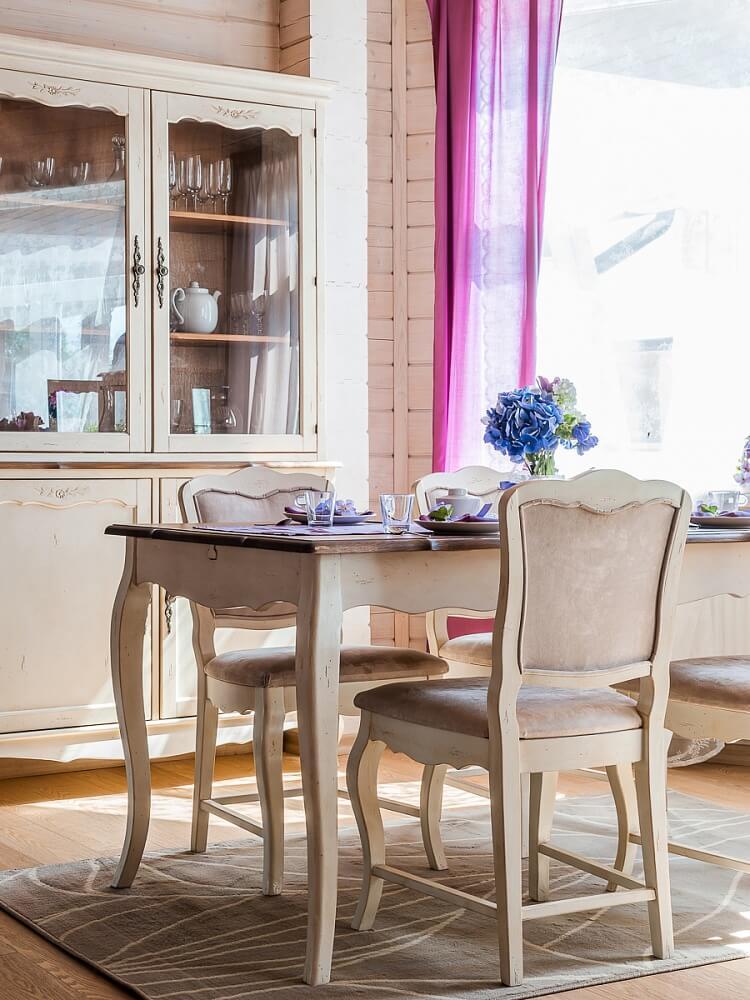 Апрельская акция по мебели Прованс