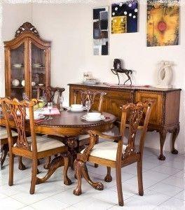 Снижение цен на мебель в стиле арт из Индонезии