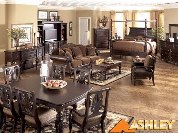 Специальное предложение на мягкую мебель бренда Ashley