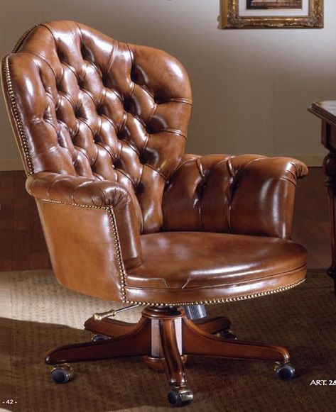 Изменение ассортимента в коллекции кресла руководителя