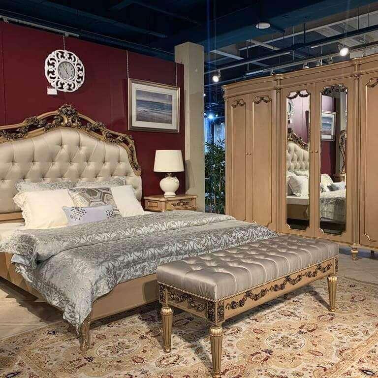 Специальное предложение на спальню Astoria Mokko!