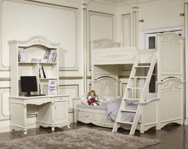 Спец предложение октября на детскую мебель Afina!