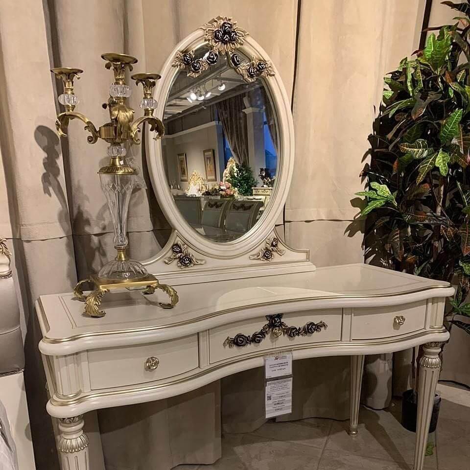 туалетный столик с зеркалом купить в череповце